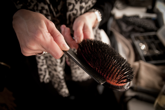 The Mason Pearson brush | The Goddess Guide
